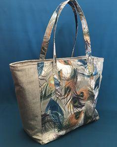 Coudre un sac doublé avec fermeture éclair | Fabricville | Blog