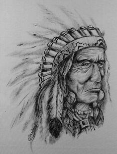 Farlee на доске native american в 2019 г. native american tattoos, indian h Native American Drawing, Native American Tattoos, Native Tattoos, Native American Pictures, Indian Headdress Tattoo, Indian Skull Tattoos, Graffiti Tattoo, Koch Tattoo, Scratchboard Art