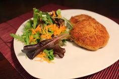 Na Cozinha da Té: Hambúrguer vegetariano  Esta receita não é minha,...