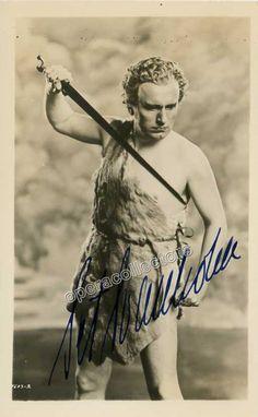 Svanholm, Signed Photo as Siegfried - Signed Photo