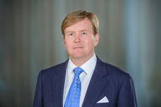 Portretfoto's Koning Willem-Alexander | Foto en video | Het Koninklijk Huis