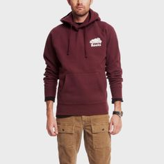 Kanga Hoody men's in XS