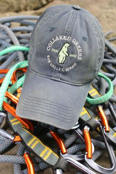 Collared Greens Original Embroidered Hat