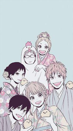 ORANGE MANGA AND ANIME Manga K, Orange Anime, Kou Diabolik Lovers, Manga Couple, A Silent Voice, Anime Artwork, Anime Shows, Anime Love, Anime Couples
