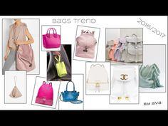 bags borse trend 2016 2017
