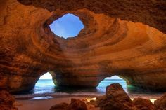 10 Cuevas magníficas alrededor del mundo