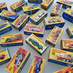 Superfast Saturday! Matchbox cars from the 1970's.. #matchboxsuperfast #matchboxlesney #lesneymatchbox #matchboxcars #diecastcars… Vintage Toys 1960s, 1950s Toys, 1970s Childhood, Childhood Toys, Childhood Memories, Old School Toys, Space Toys, Metal Toys, Matchbox Cars