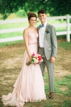Exclusive! John Luke and Mary Kate's Duck Dynasty Wedding: http://www.stylemepretty.com/2015/10/22/exclusive-john-luke-and-mary-kates-duck-dynasty-wedding/ | Photography: Three Nails Photography - http://threenailsphotography.com/