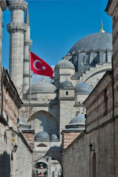 Süleymaniye Camii, Istanbul, Turkey | by Salvator Barki