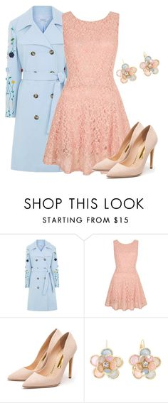 """""""Untitled #712"""" by hestiarocks on Polyvore featuring VIVETTA, Yumi, Rupert Sanderson, Mixit, women's clothing, women, female, woman, misses and juniors"""
