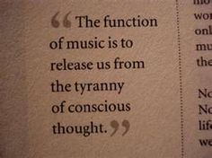 the function of music