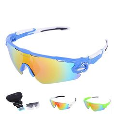 b1a70f12e0 Hot Sale 3 Lens Mens Bike Sunglasses Brand Designer Bicycle Outdoor Eyewear  Sports Polarized Cycling Glasses Women Goggles -- See this great product.