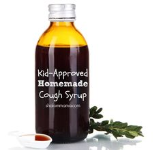 1 tbsp. Apple Cider Vinegar 2 tbsp. Water 2 tbsp. Raw Honey 1/4 tsp. Cayenne Pepper 1Tbsp for kids, 2 for adults every 3 hours. Keeps in fridge 3 weeks.  Follow Easy Healthy Gluten Free for more natural remedies!