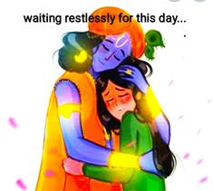 Radha Krishna Songs, Krishna Mantra, Radha Krishna Love Quotes, Baby Krishna, Cute Krishna, Radha Krishna Pictures, Lord Krishna Images, Radha Krishna Photo, Krishna Art