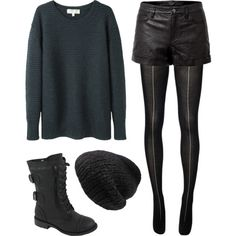 Fall outfit! Want this.
