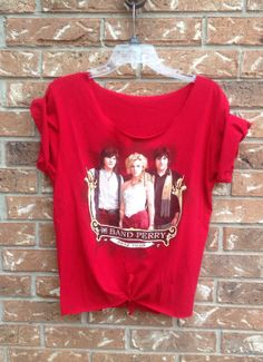 The Band Perry t shirt