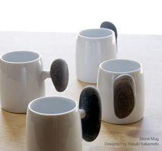 Stone Mug | Yasuki Sakamoto