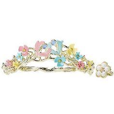 Cinderella Disney Princess Live Action Wedding Celebration Tiara and Ring - New