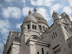 Sacre Coeur  | Love & Adventure Sacred Heart, Barcelona Cathedral, Taj Mahal, Paris, Adventure, City, Travel, Montmartre Paris, Viajes