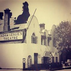 Adam Leslie's Theatre, End Street, Johannesburg Johannesburg City, Cinema Theatre, African History, Back In The Day, Night Club, Worlds Largest, South Africa, Landscape Photography