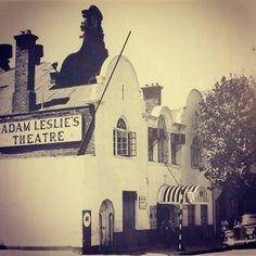 Adam Leslie's Theatre, End Street, Johannesburg