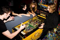The Top Ten Pinball Bars In New York City - Sound of the City