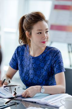 Korean Star, Korean Girl, Korean Actresses, Actors & Actresses, Korean Beauty Standards, Straight Eyebrows, Lee Bo Young, Korea Makeup, Yoo Ah In