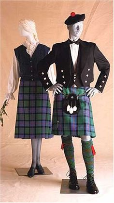 Prince Charlie Jacket and Scottish Kilts Pattern for Men and Women - Includes instructions for knitting argyle socks and a lacy vest The romance of the Scottish Highlands is alive and well in this authentic kilt, kilt skirt, and Prince Charlie jacket