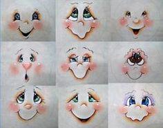 Leuke en lieve gezichtjes