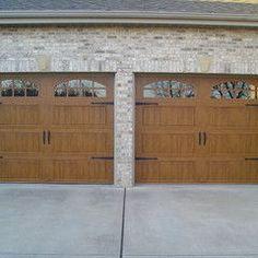 Clopay Gallery Collection Ultra-Grain steel garage doors