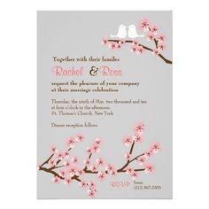 Mariage de jardin de fleurs de cerisier