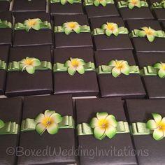 Invitation box gatefold invitation boxed wedding invitation - Luxury Wedding Invitations Couture Wedding Invitations