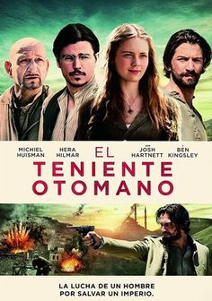 Poster The Ottoman Lieutenant 2017
