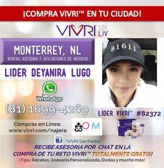 Monterrey, Nuevo León! #Vivri #RetoVivri