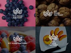 Logo for a company that produces healthy food :1)