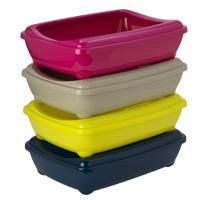 Moderna Pet Cat Litter Tray with Rim Arist-O-Tray Large Various Colours Puppies Tips, Puppies For Sale, Cute Puppies, Dogs And Puppies, Paper Cat Litter, Cat Litter Tray, Puppy Care, Puppy Breeds, Australia Living