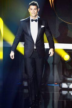 #Portuguese soccer player Cristiano Ronaldo in Dsquared2 #Celebrity #Style #Fashion