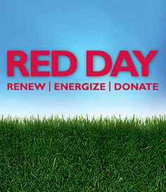 Annual Keller Williams traditional Red Day, 5/14/15. Giving back to our community is what we LOVE to do!!!