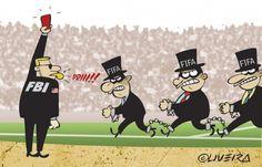 Roubalheira padrão FIFA...