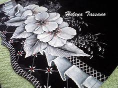 Helena Tassano Artesanato, Pintura em Tecido, Aulas de Pintura, Pintura sobre Tela: pintura natal