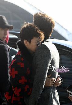 Siwon & Donghae