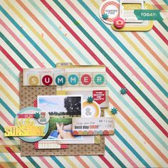 ** Chic Tags- delightful paper tag **: Celebrate Summer