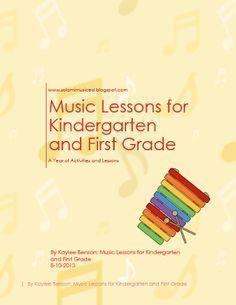 So La Mi: Elementary Music Class