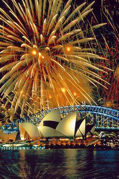Sydney Opera House, Australia ♥ ♥ www.paintingyouwithwords.com