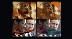 TV7 Rebrand Pitch by Maxim Ivanov, via Behance
