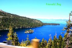 Lake Tahoe, CA. Used to go here every year for my birthday. It's even more gorgeous than the pictures show.