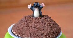 Když mám chuť......: .... připravím narozeninový krtkův dort