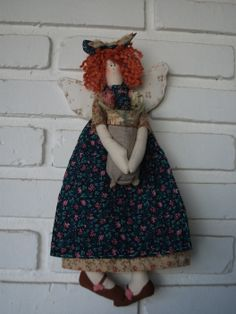 Country Doll By Flor de Madeira