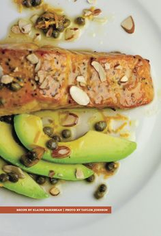Catalan Salmon. #catalan #salmon #visalia #lifestyle #magazine #recipe
