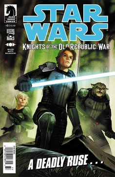 Knights of the Old Republic: War 3 of 5